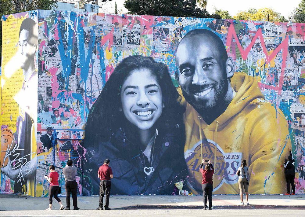 Kobe Bryant fue enterrado en una ceremonia privada
