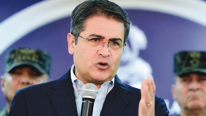 ¿Es el presidente de Honduras el terror del narco o su cómplice?