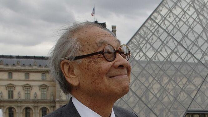 Muere Ieoh Ming Pei, autor de la pirámide del Museo del Louvre