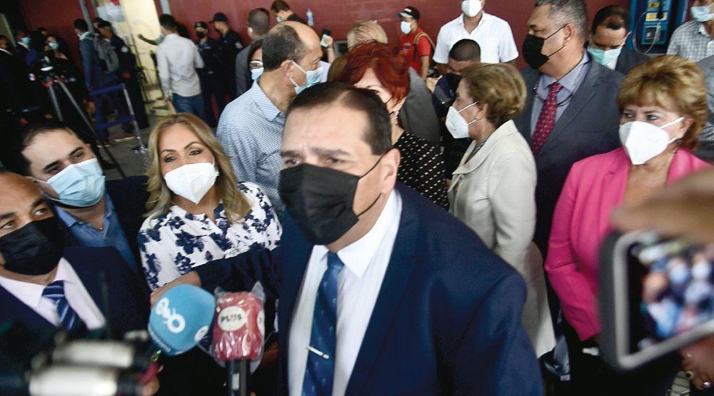El caso emblema y Ricardo Martinelli ante la justicia