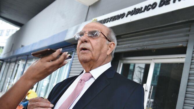 Exrector García de Paredes, a juicio por arriendos