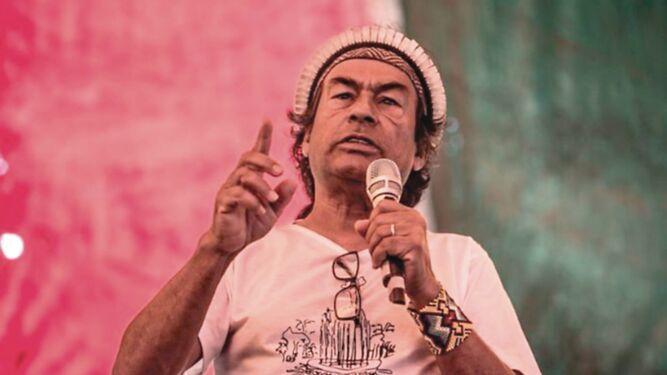 Líder indígena pide 'condena internacional' de Jair Bolsonaro por su política amazónica