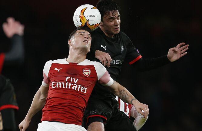 Arsenal avanza mientras que el Sevilla dice adiós en la Europa League