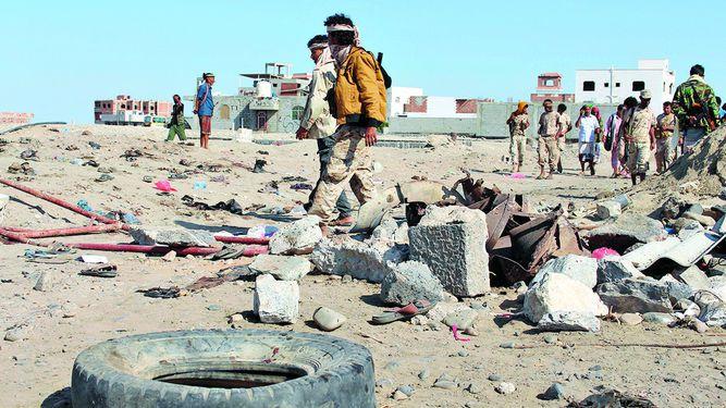 Atentado del EI deja 48 muertos en Yemen
