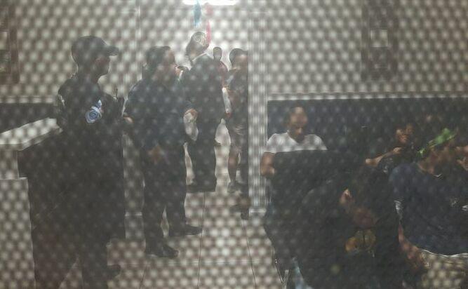 Más de 50 detenidos por la Policía durante las protestas