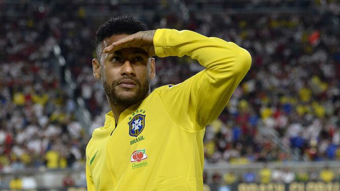 Neymar entra en la convocatoria del PSG para jugar contra el Estrasburgo