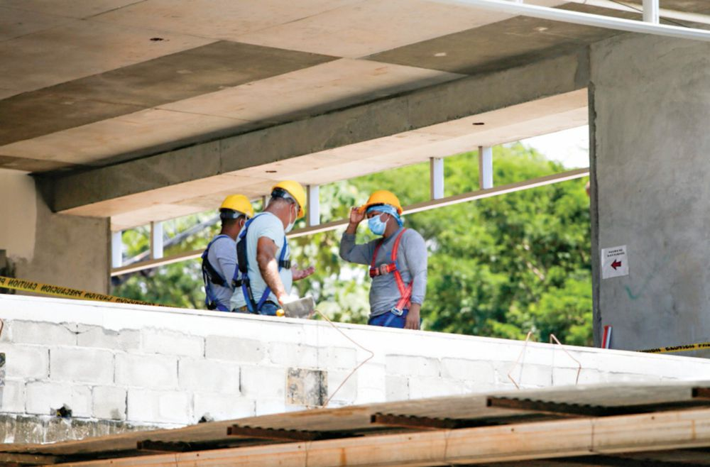 Capac: 800 proyectos de construcción se reactivaron