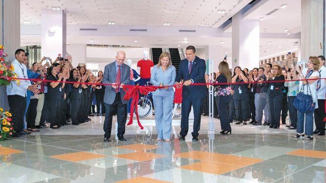 Steven's inauguró su nueva tienda en Federall Mall, David, Chiriquí