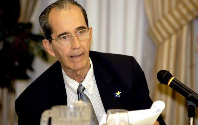 Muere el exvicepresidente de la República, Ricardo Arias Calderón