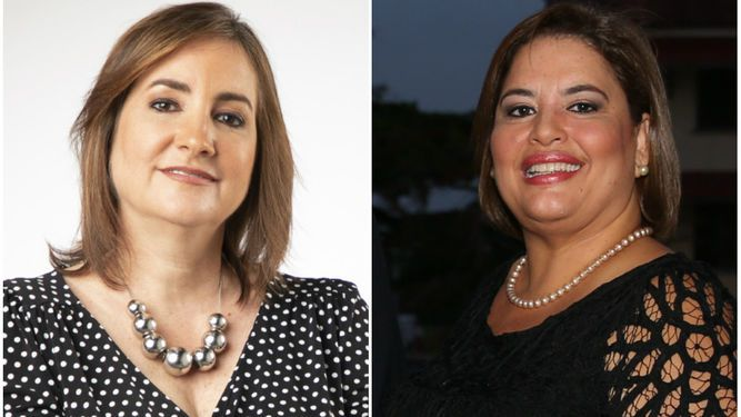 'No nos van a callar', Ledezma y Planells ante querella de Martinelli