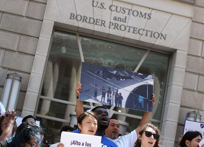 Trump confirma operación para deportar a migrantes prevista para este fin de semana