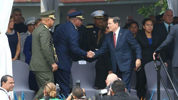 Presidente Laurentino Cortizo: 'soy el primer policía de la República'