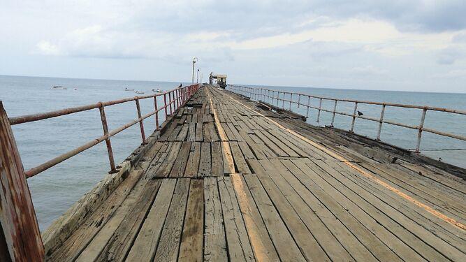Prometen muelle en Puerto Armuelles