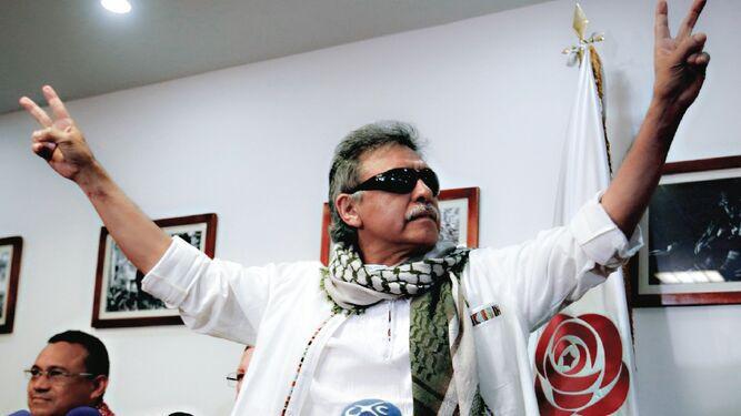 Libre exjefe de FARC pedido en extradición por EU