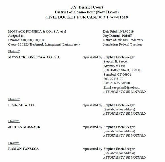 Netflix pide a la juez no acoger la solicitud de Mossack y Fonseca para restringir 'The Laundromat'