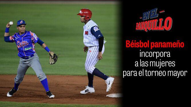 Béisbol panameño incorpora a las mujeres para el torneo mayor