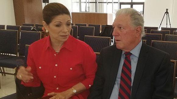 Ana Matilde Gómez y Jorge Arango irían por la Presidencia en 2019