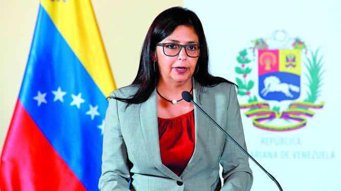 Venezuela cede