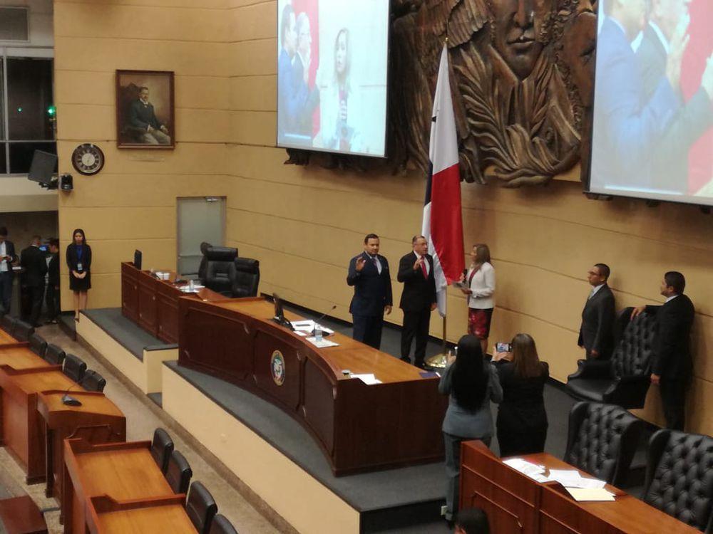 Álvaro Visuetti es reelecto magistrado del Tribunal de Cuentas