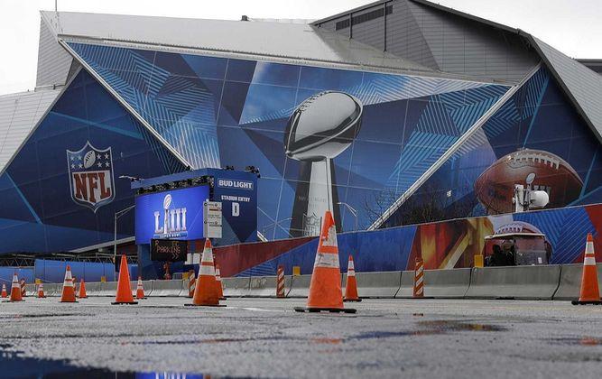 Atlanta: 33 detenidos por tráfico sexual antes del Super Bowl