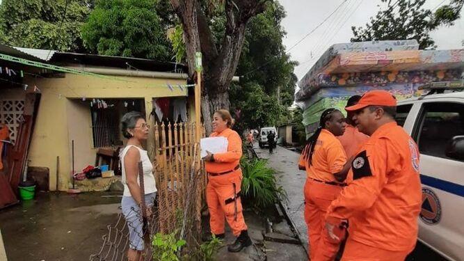 Lluvias han dejado 80 viviendas inundadas en Panamá Viejo y La Chorrera