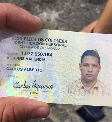 Gilberto Ventura, en celda de máxima seguridad