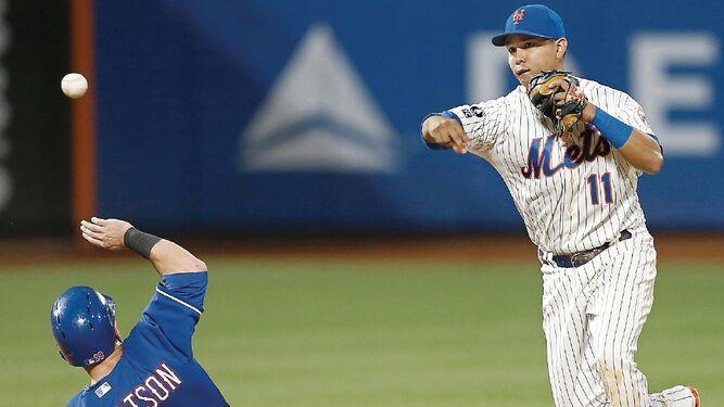 Rubén Tejada regresa con los Mets de Nueva York