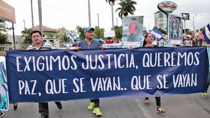 A 137 se eleva la cifra de fallecidos por enfrentamientos en Nicaragua