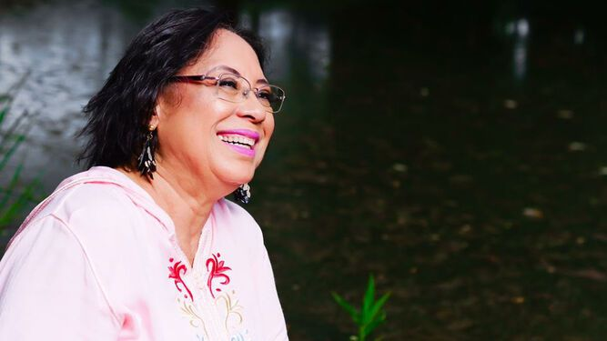 Gloria Young reta a Blandón y Etchelecu: 'yo sí soy una mujer de palabra'