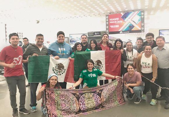 México, 'no te apene ni te inquiete otra cosa'