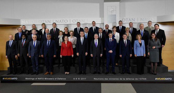 La OTAN se prepara para la ciberguerra y busca refuerzos para Afganistán