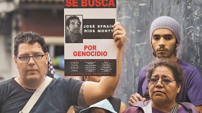 Justicia guatemalteca ampara candidatura de hija de Ríos Montt