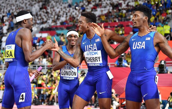 El Mundial de atletismo llega a su fin con EU como el gran ganador