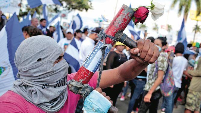 Urge proteger a Nicaragua de la represión del régimen de Ortega