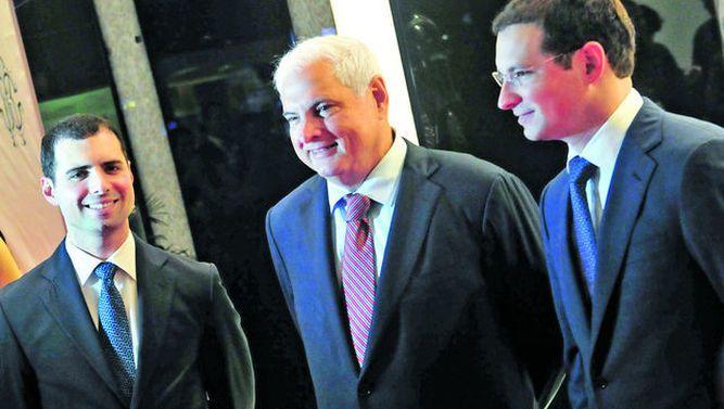 Delator de Odebrecht señala a dos hijos del expresidente Ricardo Martinelli