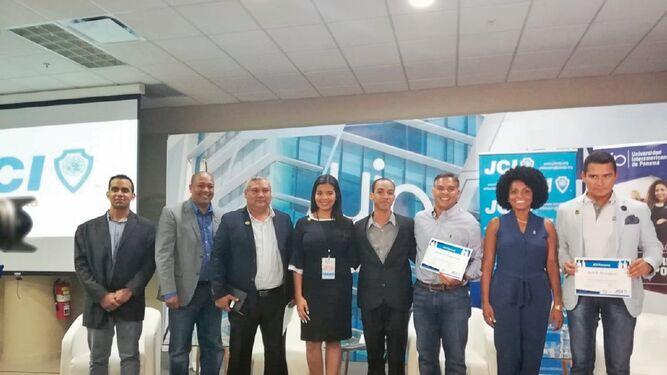 La Cámara Júnior celebró en la UIP, foro con candidatos a la Alcaldía de Panamá