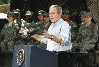 George W. Bush renueva petición de reforma migratoria