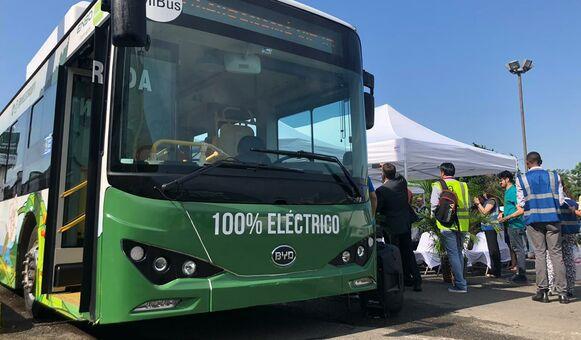 Mi Bus pone a prueba autobús eléctrico; medirá su rendimiento