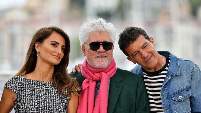 'Dolor y gloria', de Almodóvar, seleccionada para representar a España en los Óscar