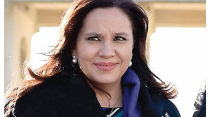 Piden incautar bienes a primera dama por presunta corrupción