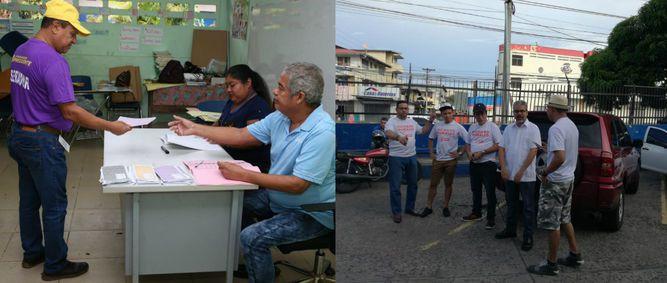 Partidos Panameñista y FAD escogen su oferta electoral