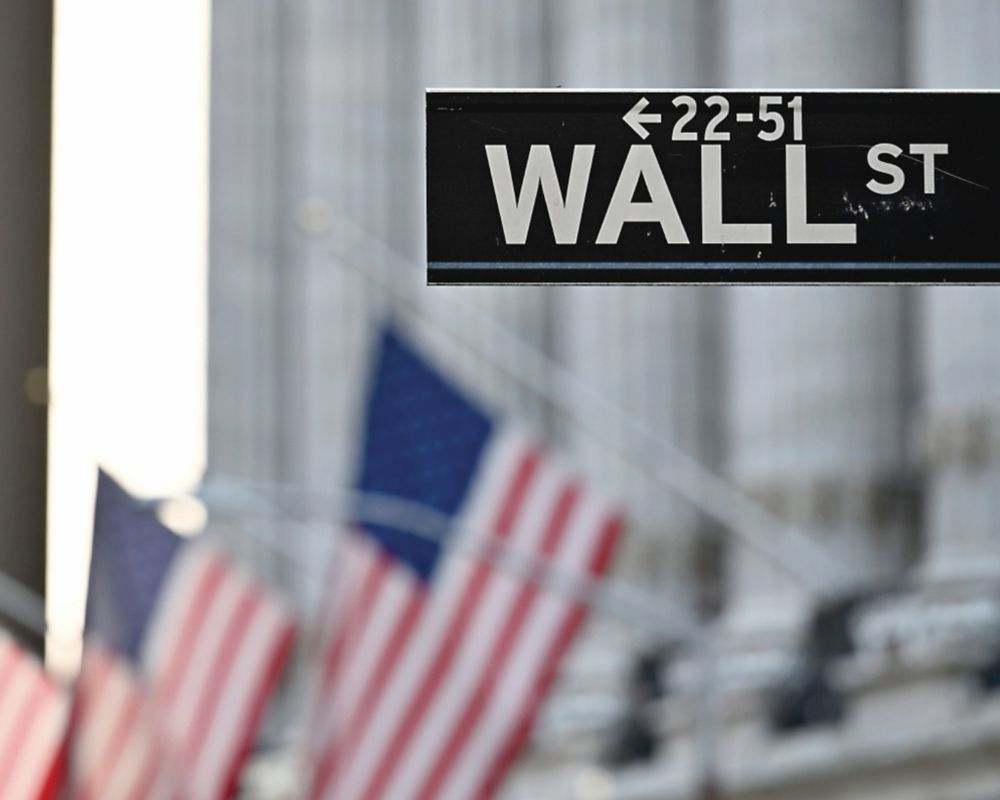 Wall Street registra su mayor aumento trimestral en medio de confinamiento