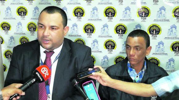 Esposa de Vernon Ramos critica al Ministerio Público