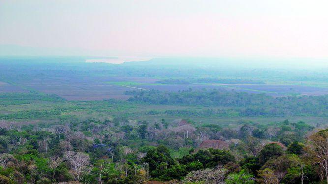 Avanza creación de área protegida