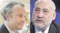 Joseph  Stiglitz y Mark Pieth, al comité independiente