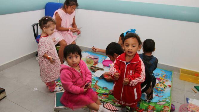 Más de 60 niños serán beneficiados con la Operación Sonrisa