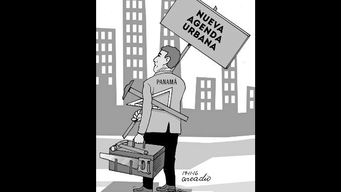 Retos de la nueva agenda urbana: Jorge Luis Prosperi