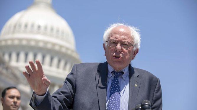 Bernie Sanders busca ser el candidato de los demócratas en EU