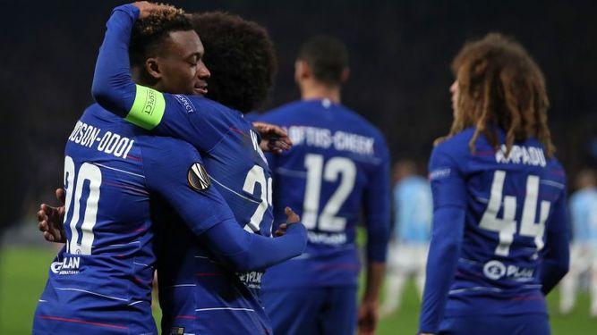Chelsea ante Dínamo Kiev y Arsenal contra Rennes en la Liga Europa