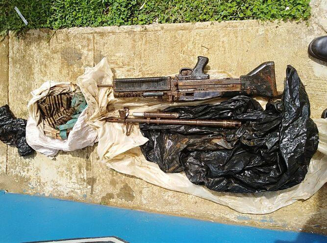 Policía Nacional incauta arma a estudiante en la provincia de Colón